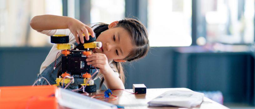 STEM  y las niñas