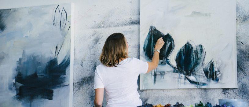 El arte de las pintoras